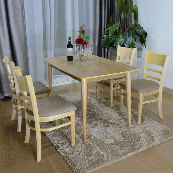 bàn ăn mostar giá rẻ ba01-12