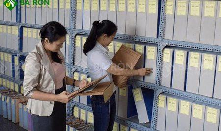 Bạn có biết thế nào là kệ đựng tài liệu văn phòng chất lượng?